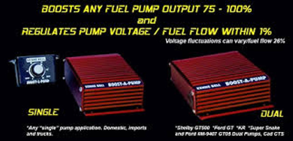 Kenne Bell Dual Boost-A-Pump
