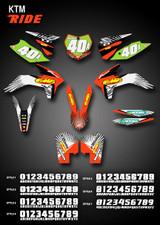 Ride Full-Kit KTM