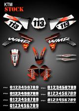 Stock Full-Kit KTM