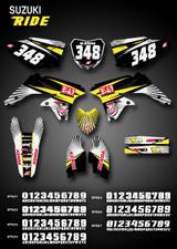 Ride Full-Kit Suzuki