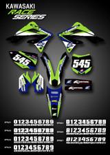Race Series Full-Kit Kawasaki