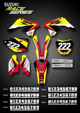 Race Series Full-Kit Suzuki
