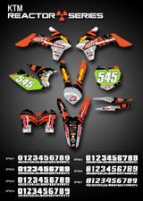 Reactor Series Full-Kit KTM