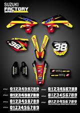 Factory Series Full-Kit Suzuki