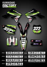 Factory Series Full-Kit Kawasaki