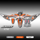 Slasher Full-Kit KTM
