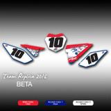 Replica 2016 No. Plates Beta