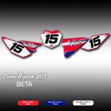 Replica 2015 No. Plates Beta