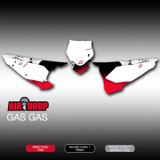 Air Drop Number Plates GasGas