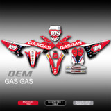 OEM Full-Kit GasGas