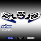 Air Drop Number Plates Yamaha
