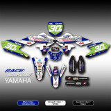 Race Series 1 Full-Kit Yamaha