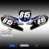 Ripper Number Plates Yamaha