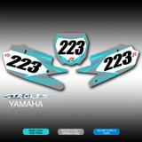 Strokes 2019 No. Plates Yamaha