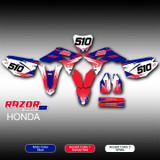 Razor Series Full-Kit Honda