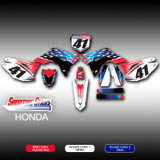 Shooting Stars Full-Kit Honda