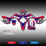 Strokes 19 Full-Kit Honda