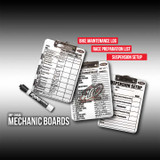 Dry Erase Mechanic Boards