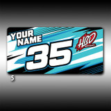 Personalized License Plate - 5