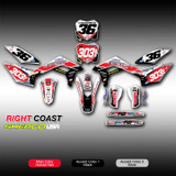 Right Coast Offroad Full-Kit Sherco