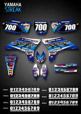 Streak Full-Kit Yamaha