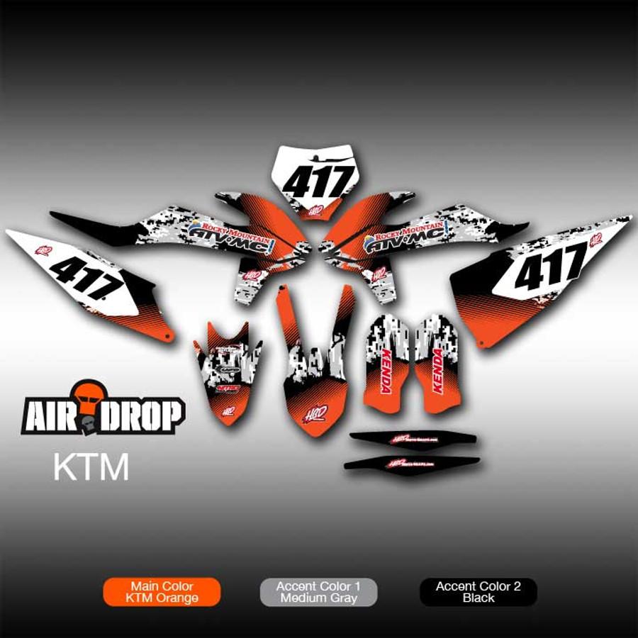 Air Drop Full-Kit KTM