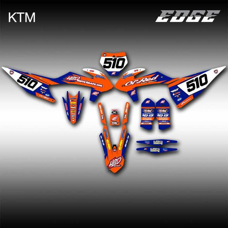 Edge Full-Kit KTM