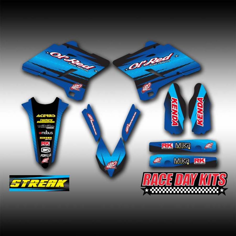 Streak Race Day Kit