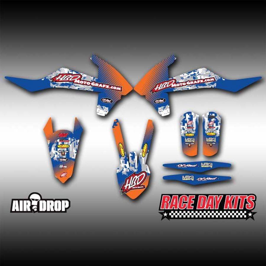 Air Drop Race Day Kit