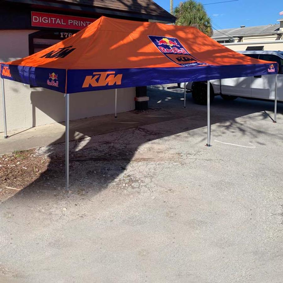 10' x 20' Custom Canopy