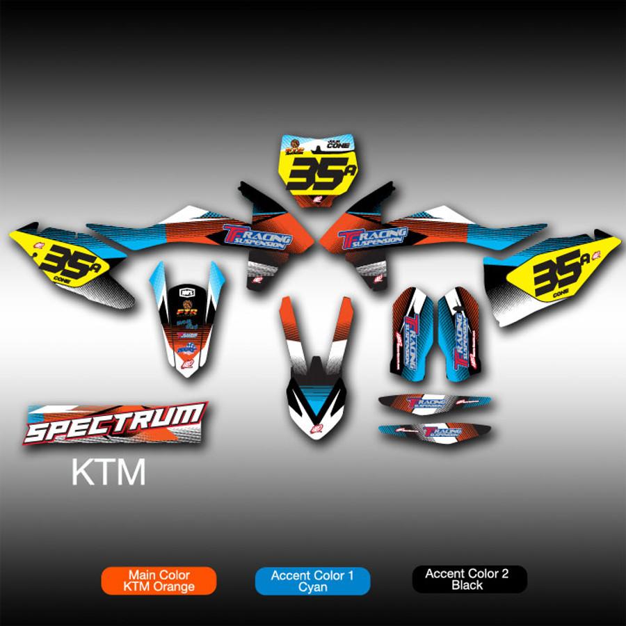 Spectrum Full-Kit KTM