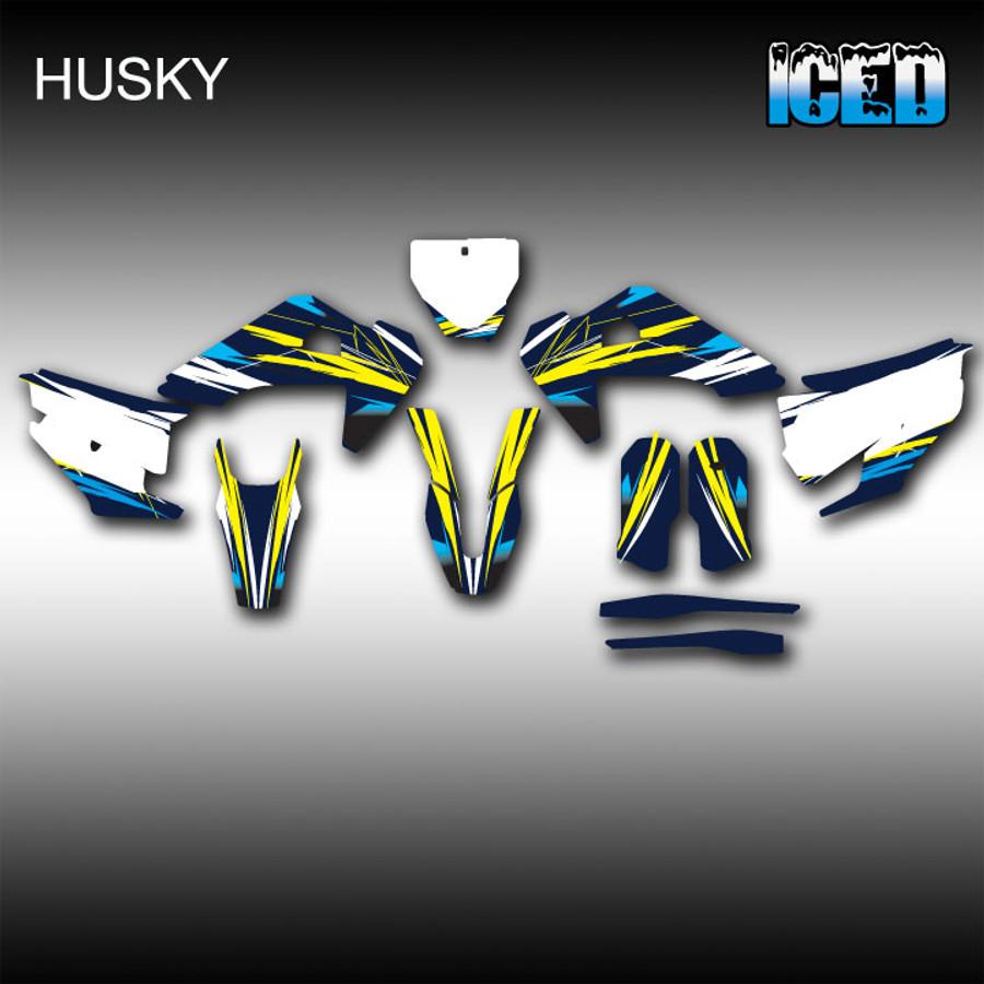 Iced Full-Kit Husky