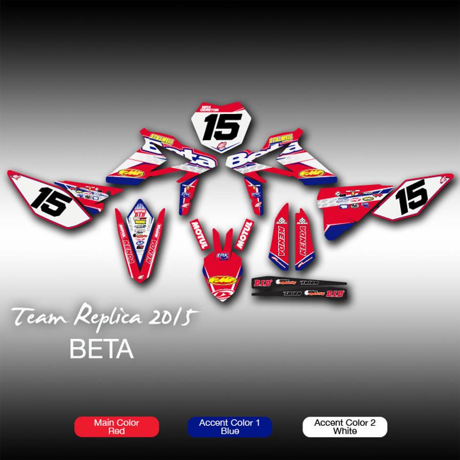 Team Replica 2015 Beta