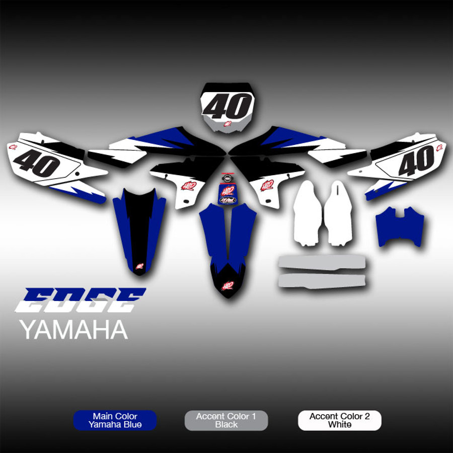 Edge Full-Kit Yamaha