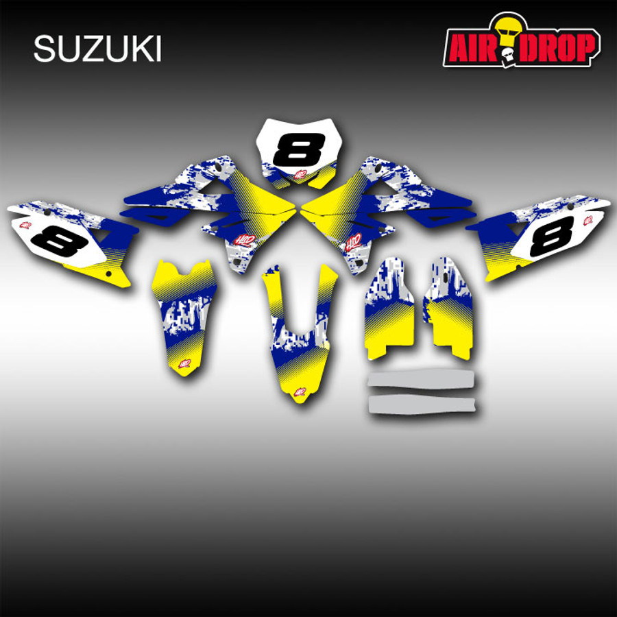 Air Drop Full-Kit Suzuki