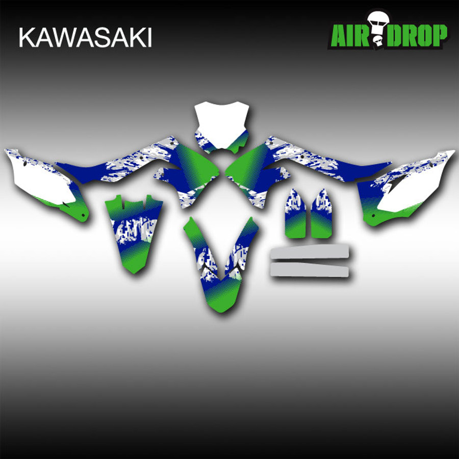 Air Drop Full-Kit Kawasaki
