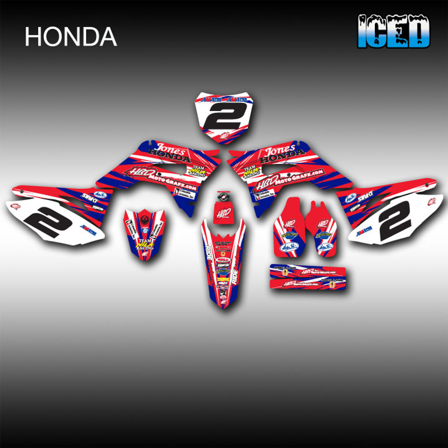 Iced Full-Kit Honda