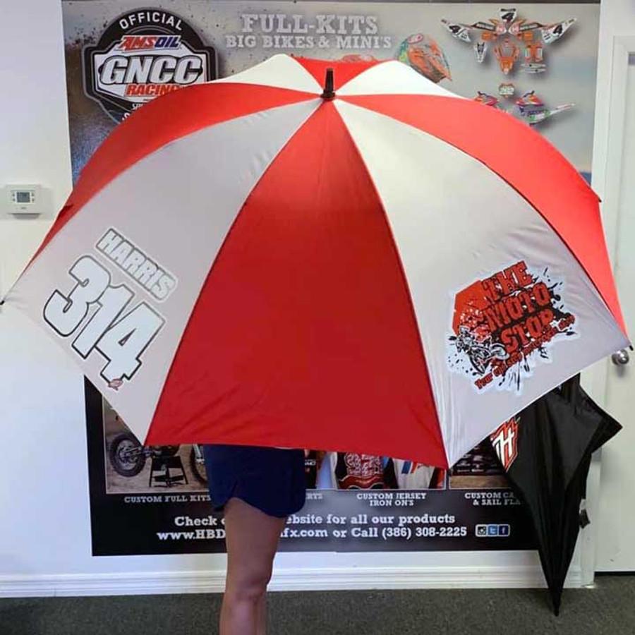 """68"""" Custom Umbrellas"""