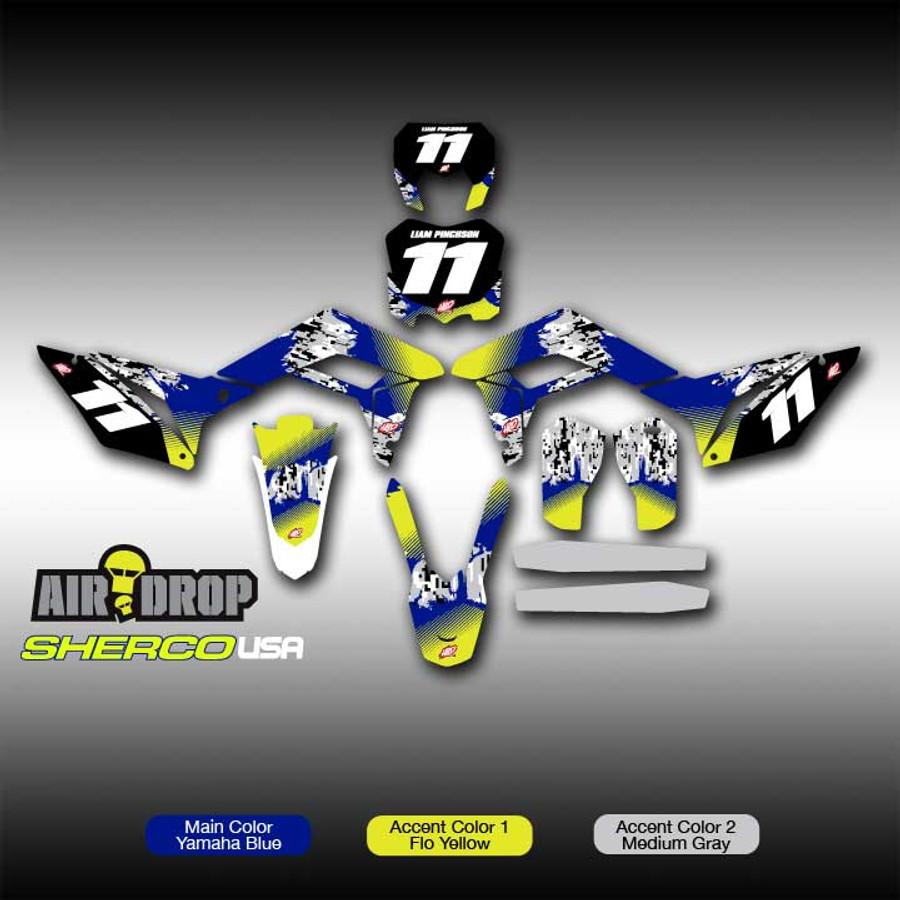 Air Drop Full-Kit Sherco