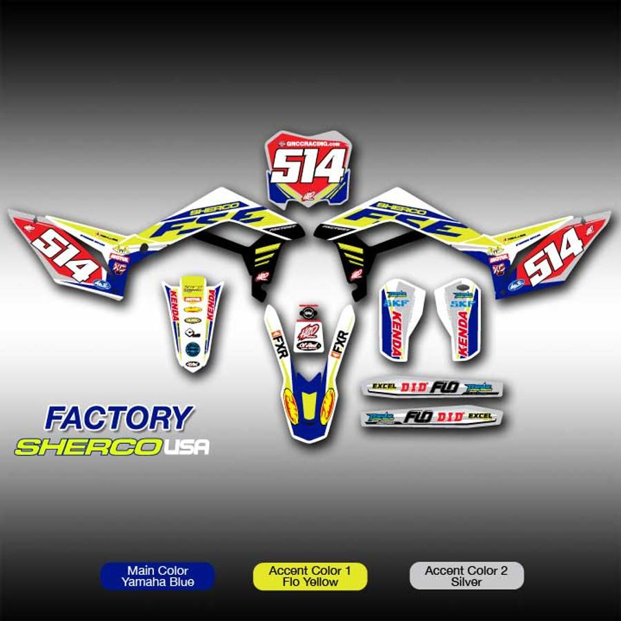 Factory Full-Kit Sherco