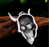 Demon Skull Pendant