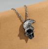 Half Skull  Pendant