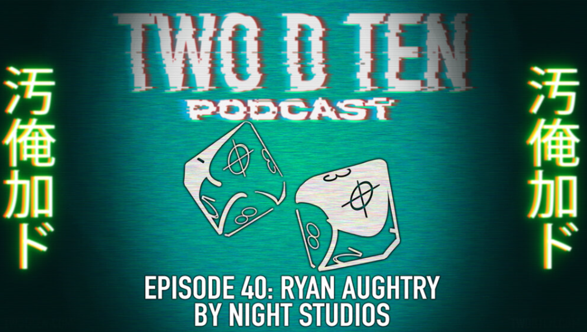 Ryan, Our CEO, talks V2 with the Two D Ten Podcast