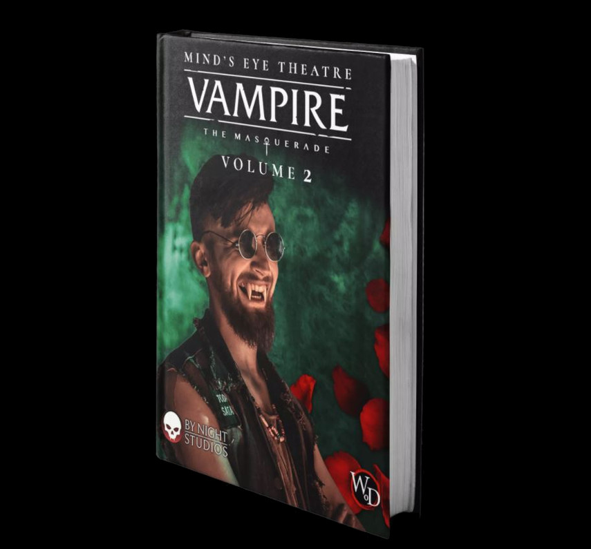 By Night Studios to Release  Mind's Eye Theatre Vampire: The Masquerade, Volume 2