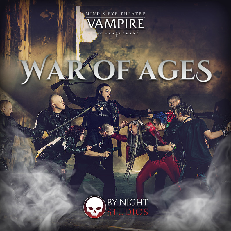 War of Ages is Coming!