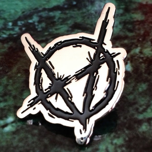 Brujah Clan Pin