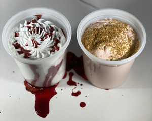Bloody Gorgeous and Pumpkin Sugar Scrubs (2 pack)