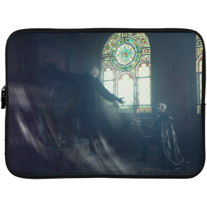 Changeling in Church - Laptop Sleeve - 15 Inch