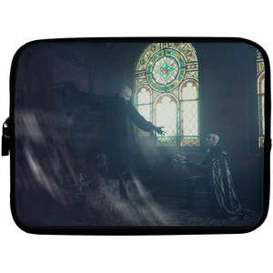 Changeling in Church - Laptop Sleeve - 10 inch