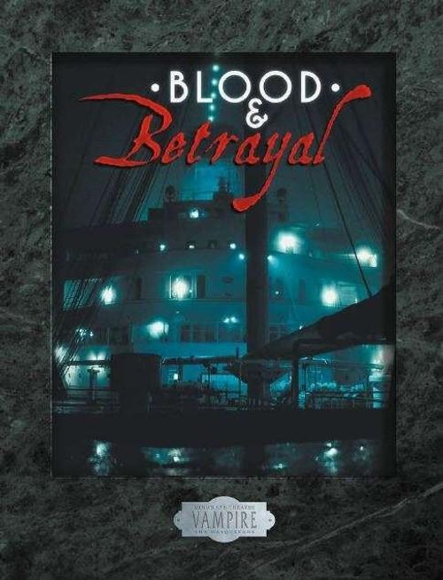 Blood & Betrayal PDF